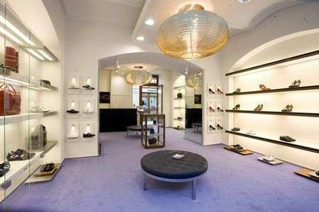 Boutique lusso: Alberto Guardiani a Mosca