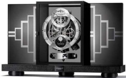 Orologi: Atmos Regulator per Dunhill