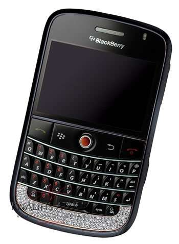 BlackBerry Diamond in limited edition