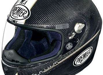 Casco: Premier Dragon Titanium limited edition