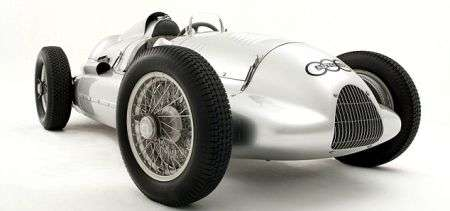 Bonhams: in asta una rara Auto Union D-Type