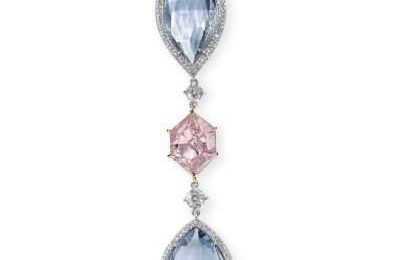 Christie's, in  asta ancora diamanti blu
