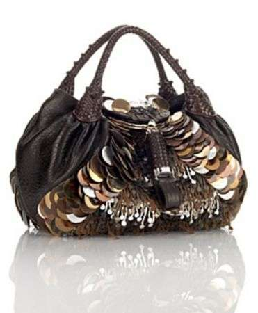 Borse Fendi, ecco la Paillette Spy Bag