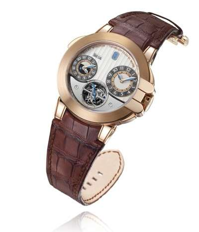 Orologi: Harry Winston Ocean GMT Traveler