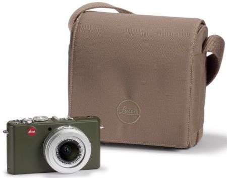 Fotografia, Leica D-Lux 4 Safari limited edition