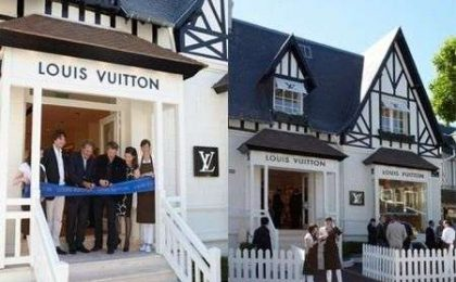 Boutique Lusso, a Deauville Villa Louis Vuitton