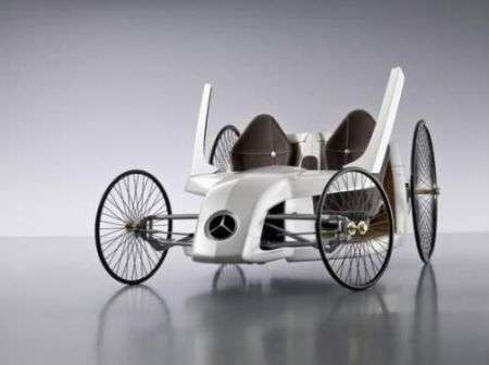 Daimler e Mercedes-Benz:  F-CELL Roadster