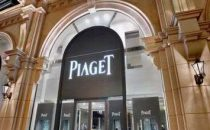 Piaget: lussuosa boutique ad Hong Kong