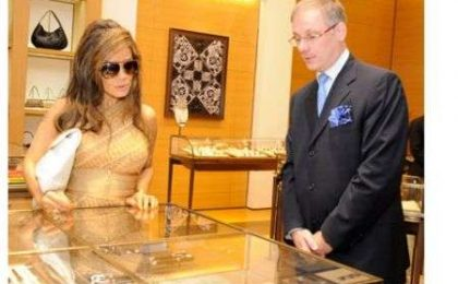 Cartier: Love Charity arriva in India