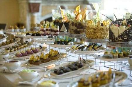 Hotel, Chocolate High Tea a Cape Town