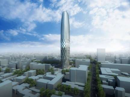 Bucarest: sarà pronta Dorobanti Tower nel 2013
