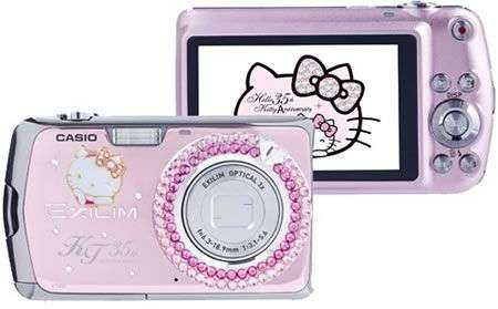 Casio: una limited edition per Hello Kitty