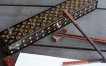 Louis Vuitton: Monogram  Set per sushi