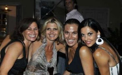 Saint Tropez: party opening Miss Bikini Luxe