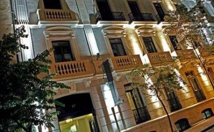 Hotel Selenza, nuovo 5 stelle a Madrid