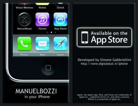 Manuel Bozzi entra nell'iPhone
