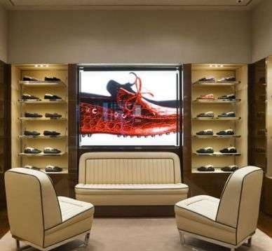 Boutique lusso: arriva a Roma Car Shoe