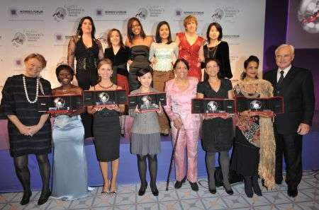 Cartier Women's Initiative Awards 2009