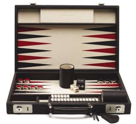 Bamford & Sons: backgammon limited edition