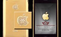 iPhone: Sayn Design in oro e diamanti