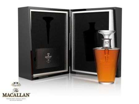 Whisky, Macallan in limited edition