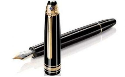Montblanc, special edition per UNICEF