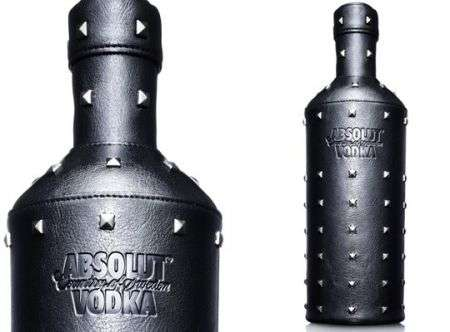 Limited Edition, Vodka Absolut Rock Edition