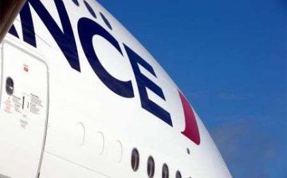 Beneficenza, all'asta i primi posti dell'A380 di Air France