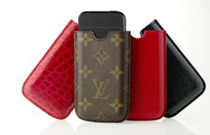Natale 2009: custodie iPhone by Louis Vuitton