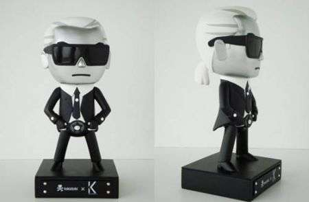 Karl Lagerfeld limited edition  by Tokidoki