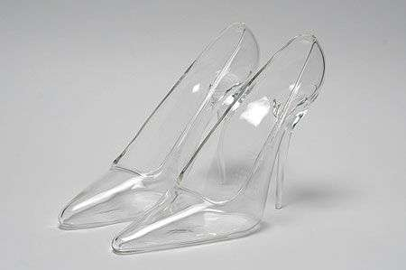 Maison Martin Margiela: scarpe in vetro limited edition