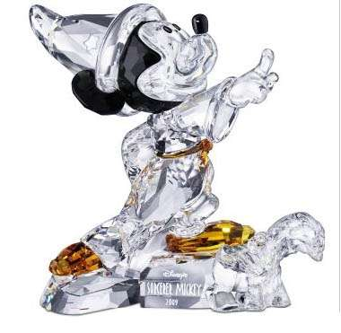 Natale 2009, Swarovski Disney Collection