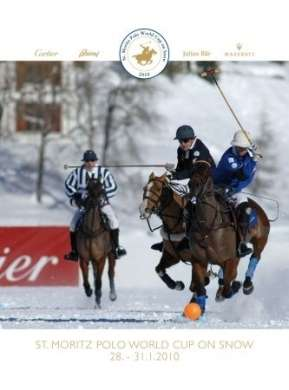 Sport, 26° St. Moritz Polo World Cup on Snow