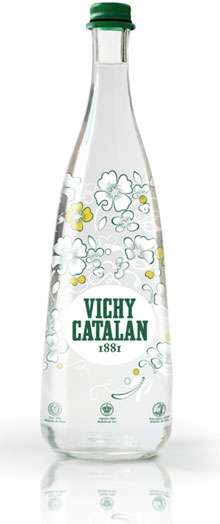 Acqua Vichy Catalán in limited edition