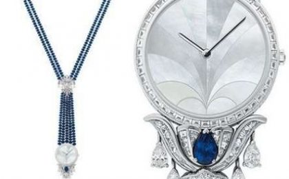 Orologi gioiello: Vicomte Watch Pendant Necklace