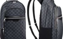 Louis Vuitton: zaino Damier Graphite Michael