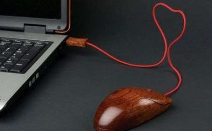 Tecnologia lusso: costosi mouse eco-friendly