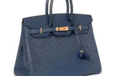 Borse, Birkin all'asta da Christie's
