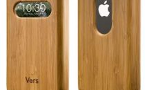 iPhone, case in legno in stile eco-friendly
