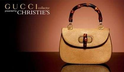 Christie's, presto online con Gucci Collector