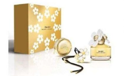 Natale 2009, cofanetto Daisy by Marc Jacobs