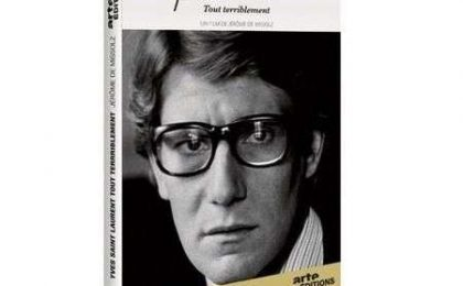 Yves Saint Laurent, in uscita un DVD sullo stilista