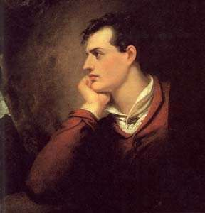 Vendute all'asta le lettere di Lord Byron
