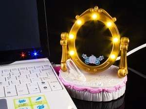 Natale 2009, Disney Princess USB Webcam