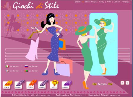 Moda e Bellezza: Be Stylish by Giochi di Stile