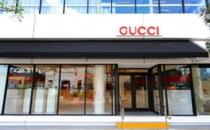 Approda a Miami il primo Gucci Icon-Temporary