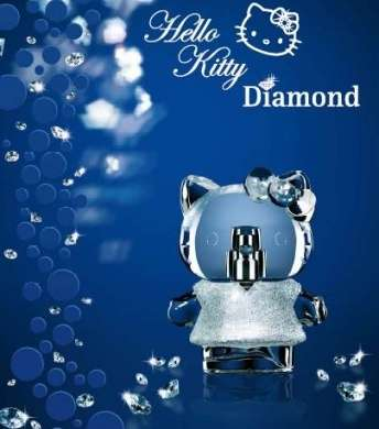 Hello Kitty, Profumo Diamond Edition