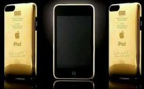 iPod Touch in oro by Frank Lampard