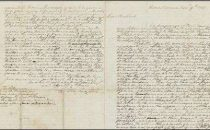 Asta record per  una lettera di George  Washington