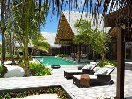 Maldive: Shangri-La's Villingili Resort and Spa
